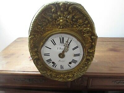 Antique Movement Mechanism Clock