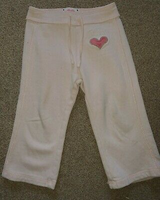 Girls Pink Gap Joggers Age 2