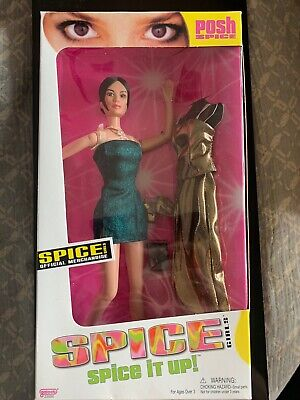 posh spice, spice girls doll