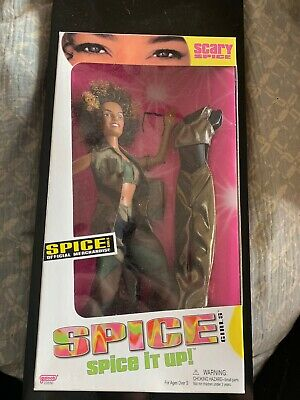 scary spice, spice girls doll