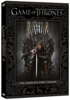 Peter Dinklage, Sean Bean-Game of Thrones: The Complete Firs (UK IMPORT) DVD NEW