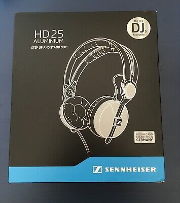 Sennheiser Hd 25 Aluminum Limited Edition