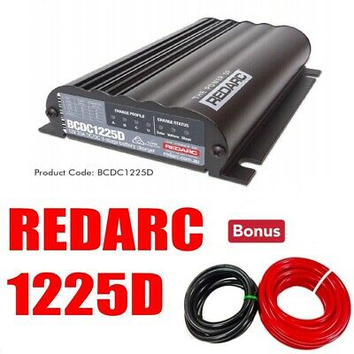 Redarc Bcdc1225D Dual Battery Isolator System Dc To Dc Mppt - Limited Time Bouns