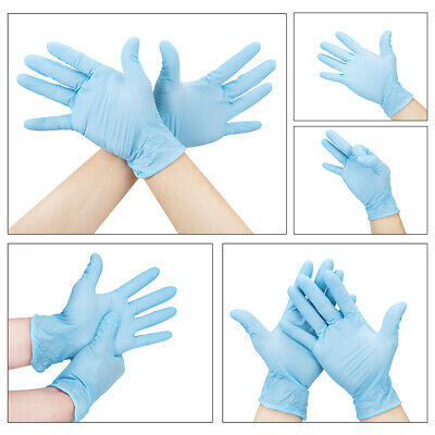 Disposable Gloves Nitrile Gloves Powder Free Anti-dirty Healthy Material Gloves