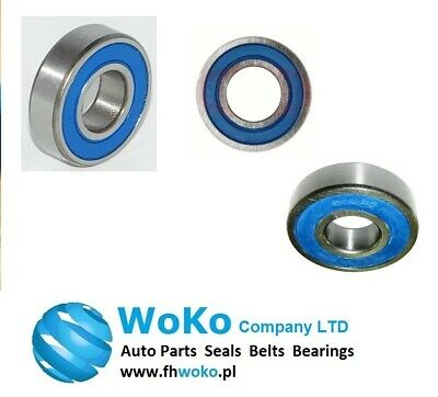 B17-92D Transmission Bearing Compatible with Honda 91003-KRM-841 , NAF 17x42x12