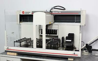 Beckman Coulter Biomek FX 717007 Automated Liquid Handling System w/ Span-8 Pod