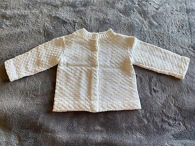 vintage 1950s Boys Sweater Cardigan By Sternerg Kid N Cotton 6-12 Months Rare!