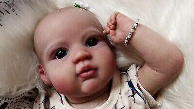 PROTOTYPE REBORN BY MELISSA GEORGE of MG ART DOLLS