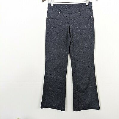 Athleta Women's Bettona Classic Pants Dark Gray XS Petite Hiking Outdoor