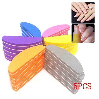 Beauty Tools Double Sided Nail Care Nail Files Manicure Sanding Buffer
