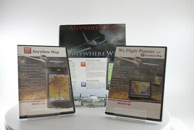 Anywhere Map / WX Flight Planner