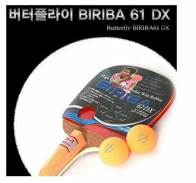 Premium Butterfly ADDOY P20 Sequel Table Tennis Racket Penhold Paddle Ping Pong
