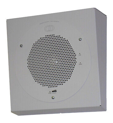 CyberData Systems 0 Wall Plastic 2.63 kg Mount Adapter Gray White 11151