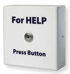 CyberData Systems 0 White 127 x 63 x 127 mm SIP Call Button 10/100 Mbps 11049