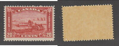 MNH Canada 20 Cent KGV Arch Stamp #175 (Lot #16608)
