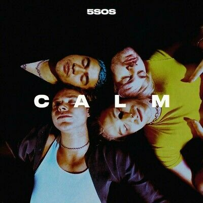 5 Seconds of Summer - CALM - CD Album (Pre-Order, Released 27th March 2020) New