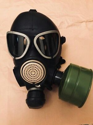 Gas mask GP-7VM with drinking system.Size 2.