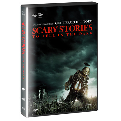 DVD nuovo sigillato Scary Stories To Tell In The Dark-vers italy cons 3/4 giorni