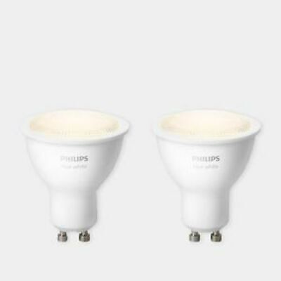 philips hue gu10 twin bulb