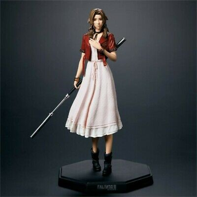 "FINAL FANTASY VII Remake Ichiban Kuji B prize ""Aerith Gainsborough"" Figure NIB"