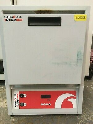 Carbolite Laboratory Chamber Furnace Muffle Oven Elf 11/6 6L Capacity
