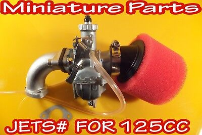 M2R LMX 110cc Pit Bike Piston /& Ring Kit 1P52FMH DEMON X STOMP
