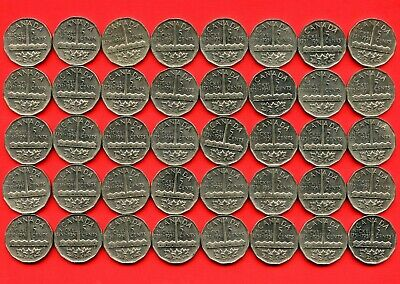40 Of 1951 Canada 5 Cent Commemorative Coins