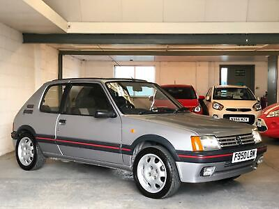 1989 Peugeot 205 GTI 1.9 [129bhp] 3dr ***SUPERB EXAMPLE***