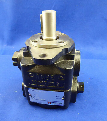 New Bucher Qxp QXP22-008R Dosing Pump for Polyurethanherstellung