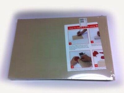 Soft Cut Plates 20 x 30 cm Size  ( x 2) with free cutter set UK made