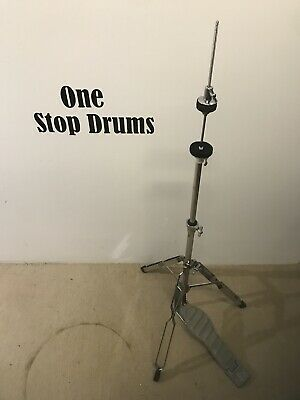 Session Pro Hi Hat Cymbal Stand Drum Double Braced Hardware #HH580