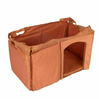 Trixie Natura Insulation Flat Roof Dog Kennel Classic (LARGE) Ex-Display