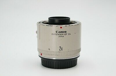 CANON 2X EF EXTENDER L SERIES * * used * *