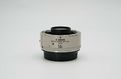 CANON 1.4X EF EXTENDER L SERIES * * used * *