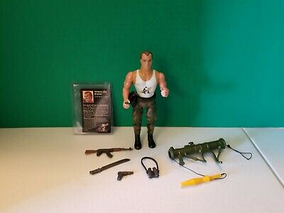 Rambo Forces of Freedom ACCESSORIES Vintage WEAPONS Parts Coleco YOUR CHOICE