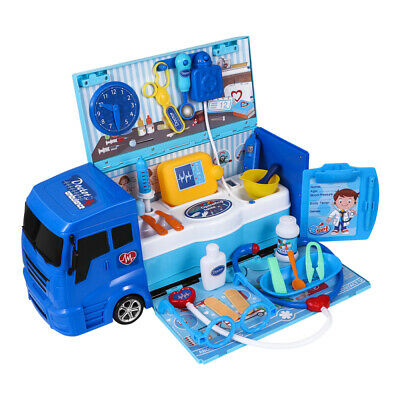 Kids Doctor Kit Pretend Play Medical Tools Set Nurse Toys forToddlers Boys Girls