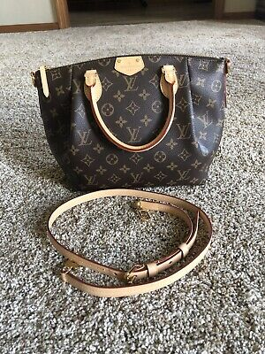 Authentic LOUIS VUITTON Turenne PM Monogram EXCELLENT Preloved Condition