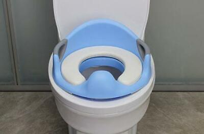 2 in 1 Baby Toilet Seat Training Child Toddler Kid Safe Potty Trainer Chair NEW