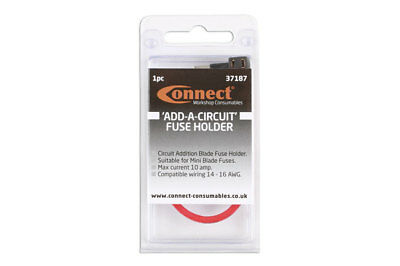 Add-a-Circuit Blade Fuse Holder for Micro 2 Blade Fuse 1pcConnect 37189