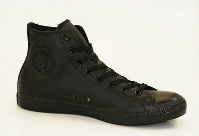 Converse Chuck Taylor All Star Cuir Hi Baskets Homme Chaussures Femmes 1T405