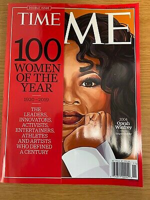 TIME MAGAZINE Women Of The Year Oprah Winfrey March 2020