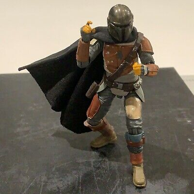 Wired Fabric Cape For The Vintage Collection Mandalorian Action Figure