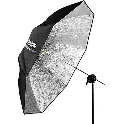 "Profoto 100975 Umbrella Shallow Silver 41"", New Dealer Demo"