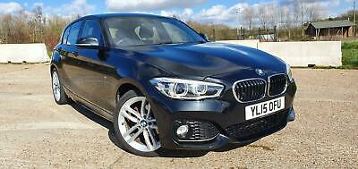 2015 BMW 1 Series 2.0 120d M Sport (s/s) 5dr 1 Owner Full BMW Service History