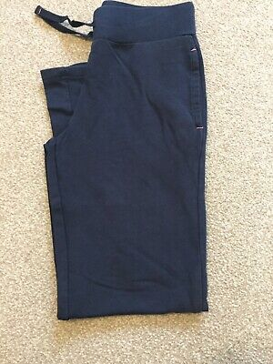 George Asda Girls Navy Blue Age 8-9 Joggers
