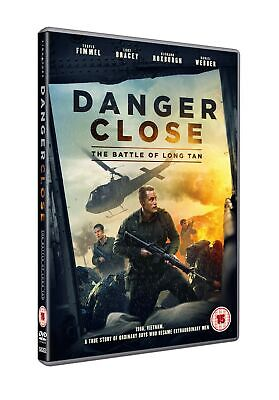 Danger Close - The Battle of Long Tan [DVD] RELEASED 06/04/2020