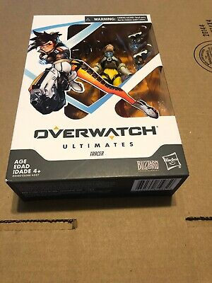 Overwatch Ultimates Series Tracer 6-Inch Collectible Action Figure New Hasbro