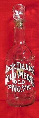 Jack Daniels Gold Medal Old No.7 Reproduction Bottle ***FREE SHIPPING***