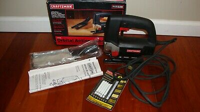 Craftsman Sabre Saw Orbital Action 4Amp 917228