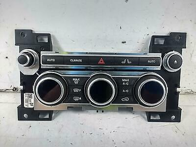 2014 LAND ROVER RANGE ROVER SPORT Mk2 Heater Climate Controls 199